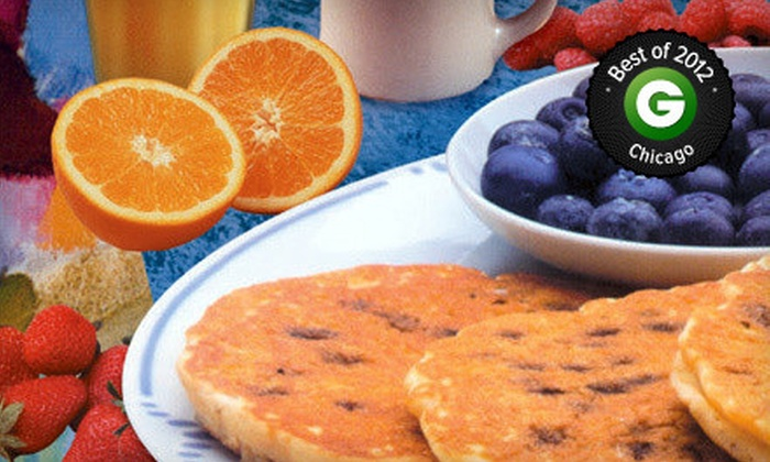 Blueberry Hill - Multiple Locations: Brunch Food and Drinks at Blueberry Hill (Up to 53% Off). Five Options Available.