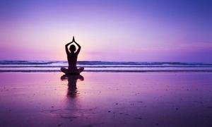 Om Yoga & Wellness Studio: Up to 64% Off Yoga classes at Om Yoga & Wellness Studio