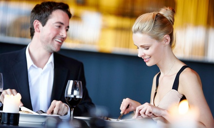 45% Off Romantic Dinner
