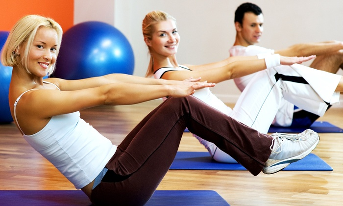 Studio V Fitness - Sports Center: $25 for One Month of Unlimited Fitness Classes at Studio V Fitness ($70 Value)