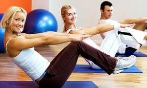 Studio V Fitness: $25 for One Month of Unlimited Fitness Classes at Studio V Fitness ($70 Value)