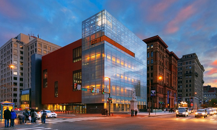 National Museum of American Jewish History - Center City East: $12 for a Visit for Two to theNational Museum of American Jewish History ($24 Value)