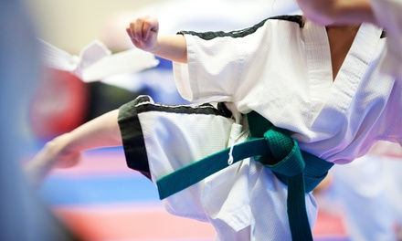$19 for One Month of Karate Classes and Uniform at Allan Azoff's Martial Arts ($200 Value)