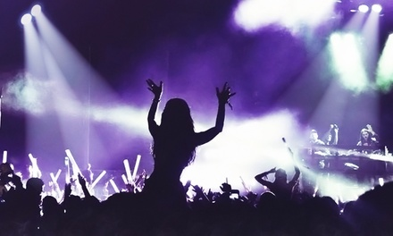 Two Tickets to BOOMSTOCK Electronic Music Festival on Saturday, August 23, at 4 p.m. (Up to 41% Off)