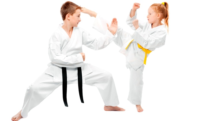 K-Total Martial Arts - Weston: $75 for One Month of Tae Kwon Do with Three Classes Per Week at K-Total Martial Arts ($150 Value)