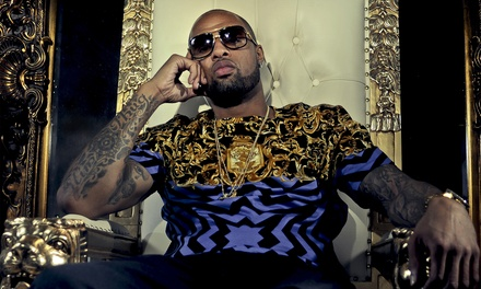 Slim Thug at Club Numbers on Saturday, April 4, at 9 p.m. (Up to 50% Off)