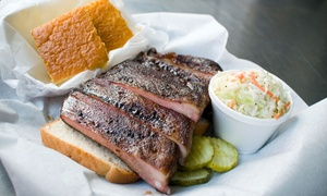 Sportsmans BBQ: Barbecue for Two, Four, or More at Sportsman BBQ (Up to 50% Off)