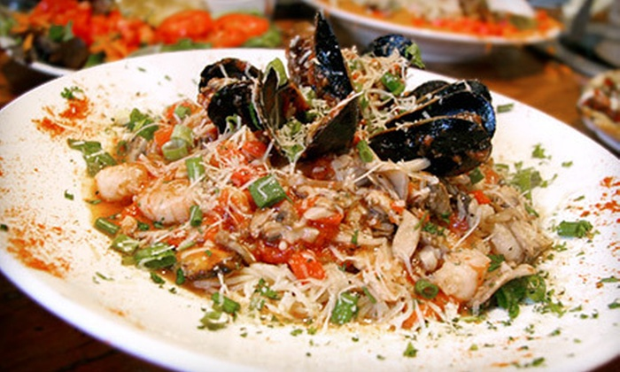 Trio - Downtown: $20 for $40 Worth of Italian Food at Trio
