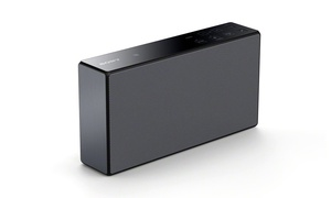 Sony Portable Bluetooth Speaker at Sony Portable Bluetooth Speaker, plus 9.0% Cash Back from Ebates.