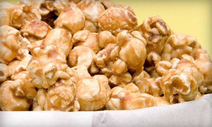 Popcorn Monkey - Middleburg: Two Medium or Large Bags of Sweet or Savory Gourmet Popcorn at Popcorn Monkey (Up to 55% Off)