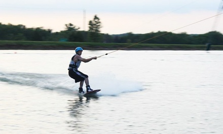 Two Hours of Open Riding from KC Watersports (Up to 51% Off)