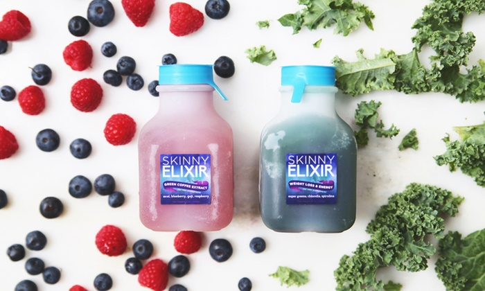 Raw Generation: $99 for a 30-Day Supply of Skinny Elixir Teas from Raw Generation ($299.97 Value)