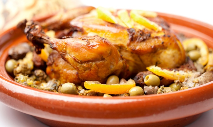 Tagine - Manhattan: $45 for Moroccan Dinner for Two at Tagine ($93.35 Value)