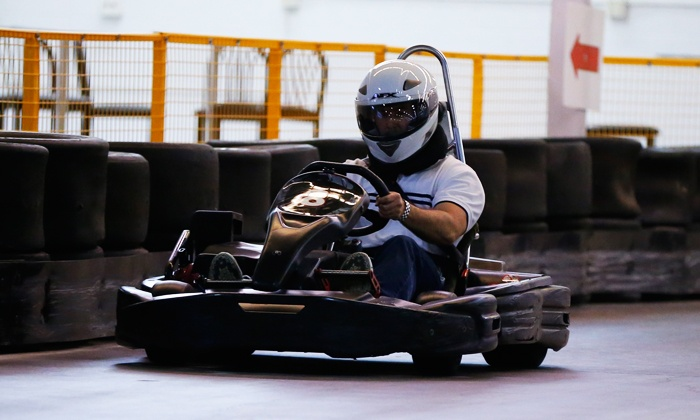 Grand Prix Karting - South Columbus: Race Package for One or Two at Grand Prix Karting (Up to 38% Off)