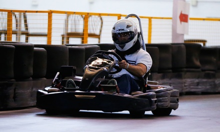 Race Package for One or Two at Grand Prix Karting (Up to 50% Off)
