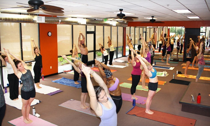 Bikram Yoga Lincoln - Lincoln: 5, 10, or One Month of Unlimited Classes at Bikram Yoga Lincoln (Up to 78% Off)
