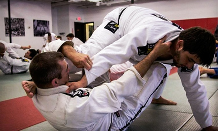 BJJ, Inc. - Westport: 12 Brazilian Jiu-jitsu Classes or Three Months of Classes for Kids or Adults at BJJ, Inc. in Denver, NC (Up to 52% Off)