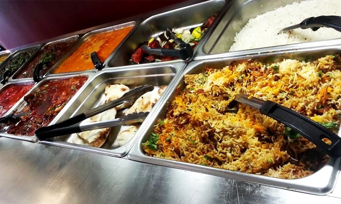 Asma's Cuisine - Lawrenceville: Indo-Pak Buffet for Two or $30 for $40 Toward Catering at Asma's Cuisine