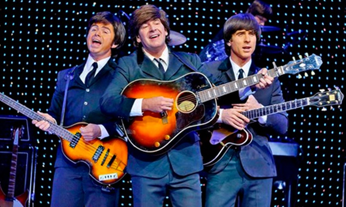 "B-Beatleshow - V Theater: ""B-Beatleshow"" Tribute Concert for One or Two with Option for VIP for Two at Saxe Theater at 5:30 p.m. (Up to 69% Off)"