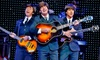 """B-Beatleshow - Saxe Theater: """"B-Beatleshow"""" Tribute Concert for One or Two with Option for VIP for Two at Saxe Theater at 5:30 p.m. (Up to 69% Off)"""