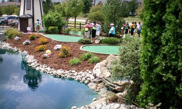 Otte Golf and Family Fun Center - Greenwood: $10 for $20 Toward Golf, Mini Golf, Driving Range Practice, and Batting Cage Play at Otte Golf and Family Fun Center