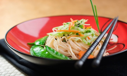 Thai Food for Two or Four or More at Summer Noodle & Rice (43% Off)