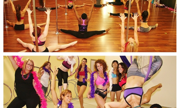 Soul Aerial & Performing Arts Center - The Diamond: $20 Worth of Aerial Fitness from Soul Aerial & Performing Arts Center