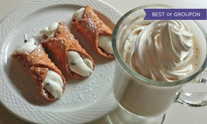 Riverview Restaurant: Italian and American Cuisine at Riverview Restaurant (Up to 50% Off). Three Options Available.