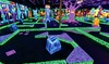 Monster Mini Golf - Denver: Four Rounds of Miniature Golf or Zombie Party for Up to 13 at Monster Mini Golf (50% Off)