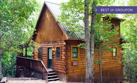 2-, 3-, or 4-Night Stay for Up to Four in a One- or Two-Bedroom Cabin at Mountain Vista Log Cabins in Bryson City, NC