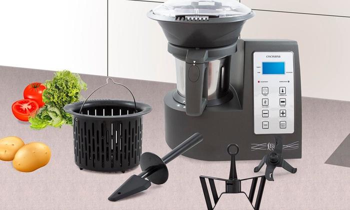 Robot de cocina elite cook groupon goods - Robot cocina elite cook ...