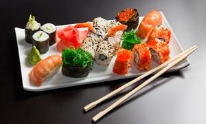 Chez Elena Wu Restaurant: Asian Fare and Sushi for Two or Four at Chez Elena Wu Restaurant (36% Off)