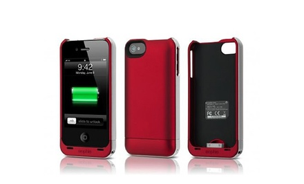 mophie juice pack Battery Cases for iPhone 4/4S (Manufacturer Reconditioned)