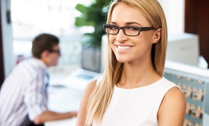 View Optical: $19 for $150 Toward a Complete Pair of Eyeglasses at View Optical