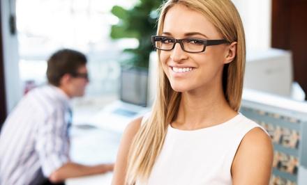 87% Off Eyeglasses at View Optical
