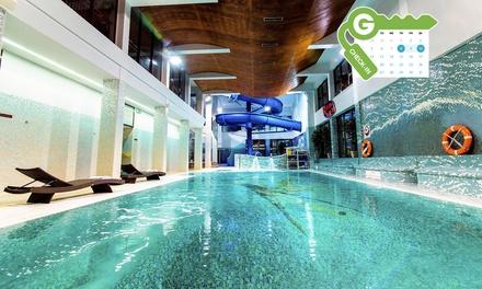Muszyna: pobyt dla 2 osób z wyżywieniem, aquaparkiem i więcej w Hotelu Klimek Spa 4*