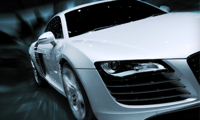 Onyx Collision - Pershing: $79 for a Complete Interior and Exterior Auto Detailing from Onyx Collision ($200 Value)