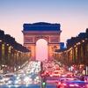 Parijs Champs-Elysées 4*: standaard 2-persoonskamer met ontbijt