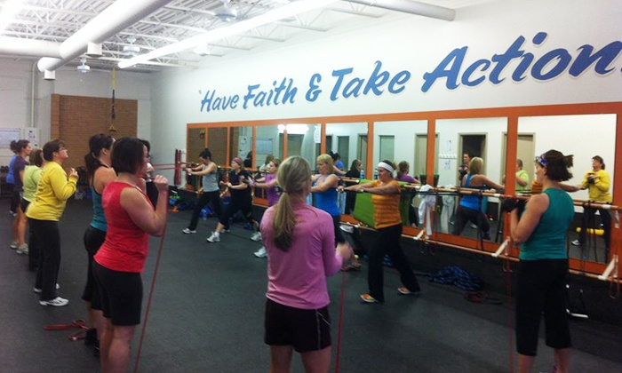 Fitness Revolution - Chanhassen: $29 for One Month of Unlimited Boot-Camp Classes at Fitness Revolution ($299 Value)