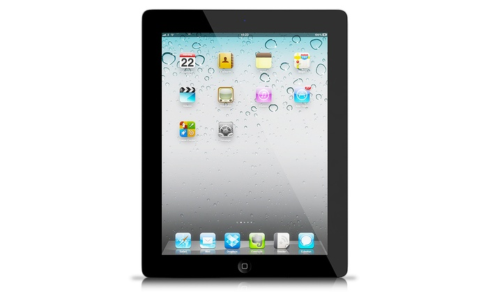 apple ipad 2 64gb gsm unlocked groupon goods rh groupon com iPad 1 3G Apple iPad 2 32GB