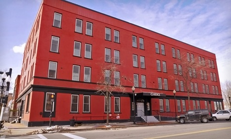 Restored Historic Hotel in Seneca Falls