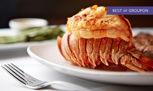 Palm Court - Arlington Heights: $22 for $40 Worth of Supper-Club Dinner Fare at Palm Court Arlington Heights