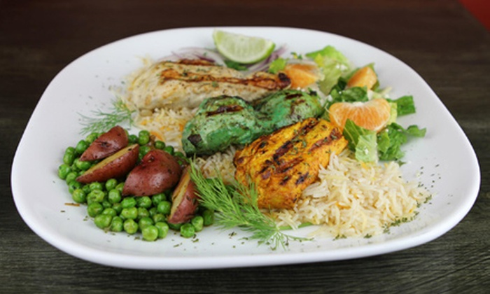 Fresh Kabobs - Downtown Long Beach: $11 for $20 Worth of Indian Cuisine at Fresh Kabobs