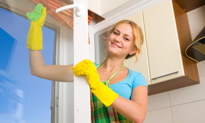 Metropolitan Household Cleaning Services - Washington DC: One Hour of Cleaning Services from Metropolitan Household Cleaning Services (55% Off)