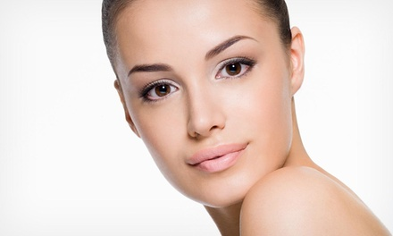 Collagen Facial with LED Therapy from Natural light healing therapy (45% Off)