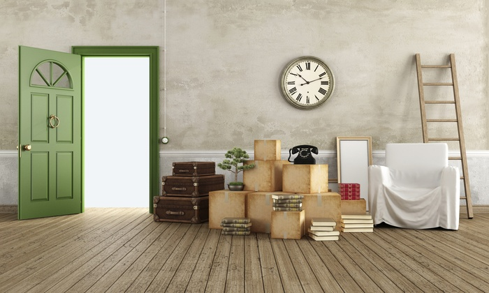 Moving - Baymeadows: Two Hours of Moving Services from Moving (67% Off)