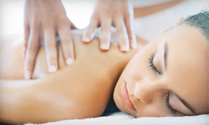 Back & Belly Massage - Friends Knoll: One or Three 60-Minute Swedish Massages or One 90-Minute Firm-Pressure Massage at Back & Belly Massage (Up to 56% Off)