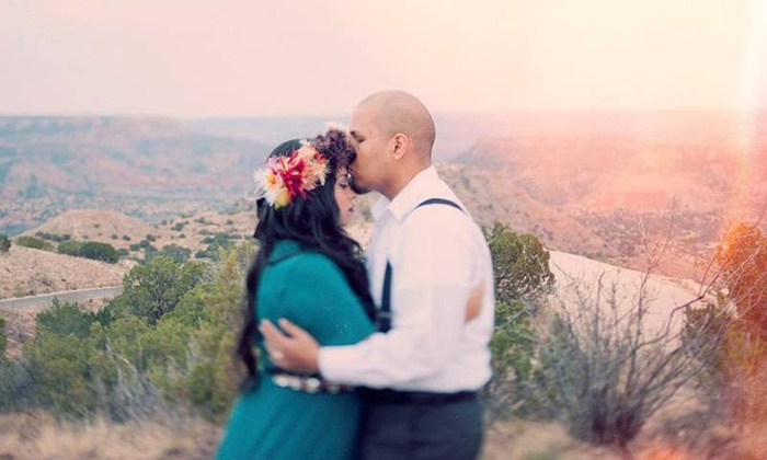 Black Anchor Design - Fort Worth: 90-Minute Engagement Photo Shoot with Wardrobe Changes and Digital Images from Black Anchor Design (84% Off)