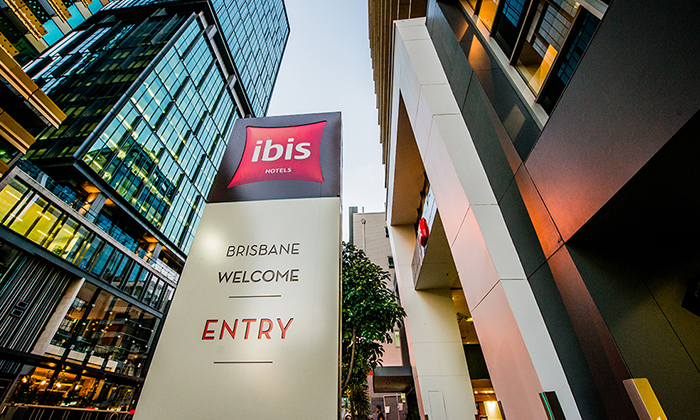 Brisbane: Ibis City Break 3