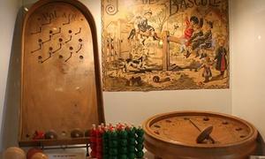 Maison du Bois et du Jouet: 2 entrées pour adultes et 2 entrées pour enfants en option dès 6 € à la Maison du Bois et du Jouet